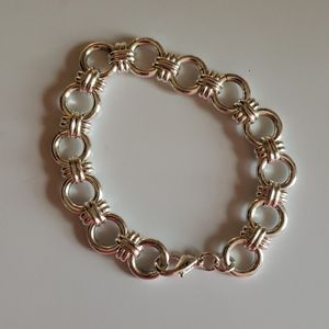 Bracelet Silver Tone